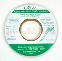 Páska zažehlovací lepící Clover 4042 - 10 mm