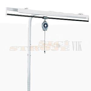 Odlehčovací zařízení s osvětlením pro COMPACT a PR