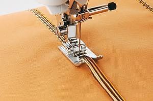 Patka pro našívání textilních tkanic F020 BROTHER