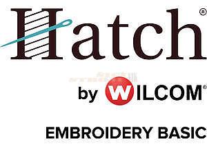 Vyšívací program HATCH BASIC