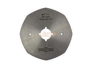 Nůž kruhový RC-280 8-hranný