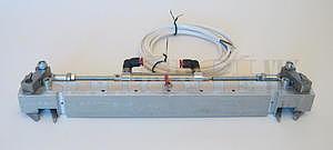 Ejektor k zachycení šicích forem na stole - 1