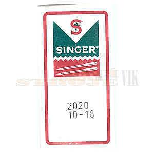 Jehly Singer 2020 Nm110 - 1