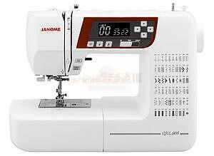 JANOME QXL605  - 1