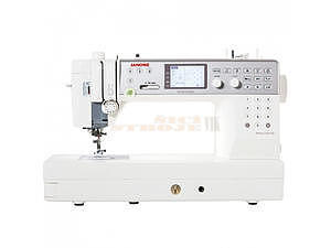 JANOME MEMORY CRAFT 6700 PROFESSIONAL  - 1
