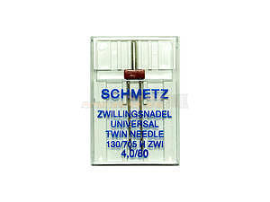 Jehly 130/705 H Nm 80/4 Dvojjehla Schmetz