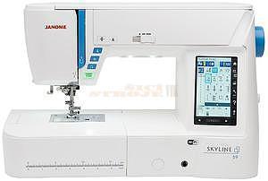 JANOME SKYLINE S9 - 1