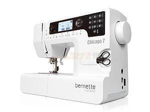 Bernette Chicago 7+vyš.agr.+software - 1