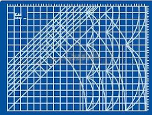 Podložka na patchwork CB2 KAI 450x 600mm