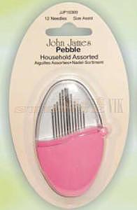 Jehly ruční Pebble sortiment domácí