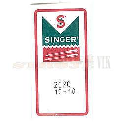Jehly Singer 2020 Nm110 - 2