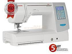 JANOME MEMORY CRAFT 8200 QCP SE - 2