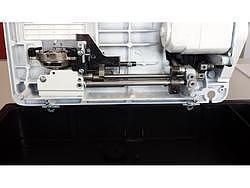 JANOME 393 - kufříkový šicí stroj - 2
