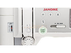 JANOME MEMORY CRAFT 6700 PROFESSIONAL  - 2