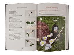 Háčkování 2 - zvířátka, květiny, doplňky - 3