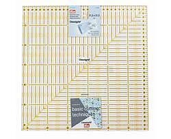 Pravítko pro patchwork Omnigrid 31,5x31,5 cm - 3