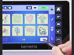 Bernette b70 Deco - 4