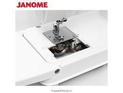 JANOME 393 - kufříkový šicí stroj - 6