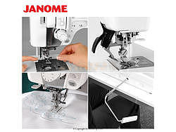 JANOME MEMORY CRAFT 6700 PROFESSIONAL  - 6